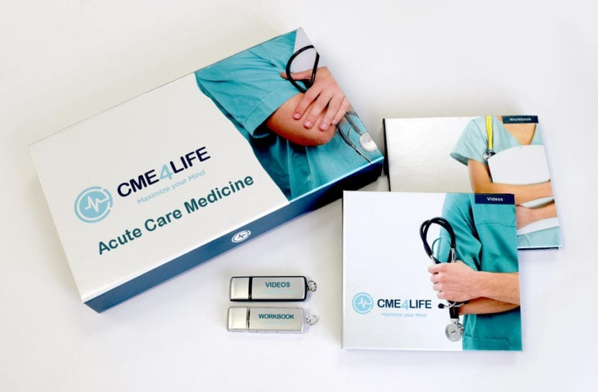 Demystifying Acute Care Medicine LIVE USB Collection (8 Video Series on USBs)